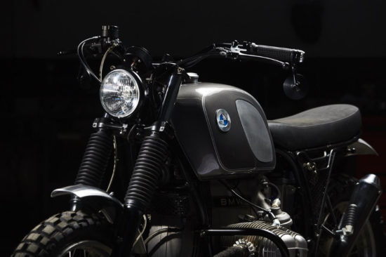 FUEL Bespoke Motorcycles BMW R100 | CustomBike.cc