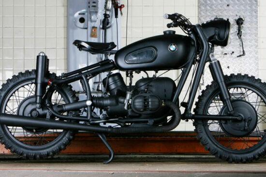Bobber Custom Motorcycle By Blitz Motorcycles