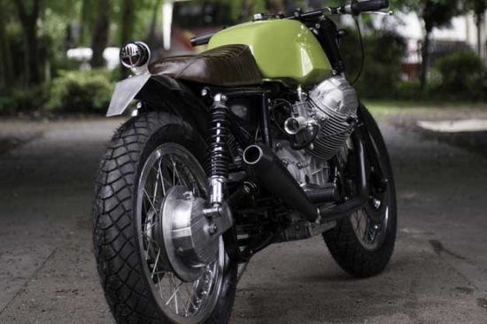 Moto Guzzi Untitled Motorcycles