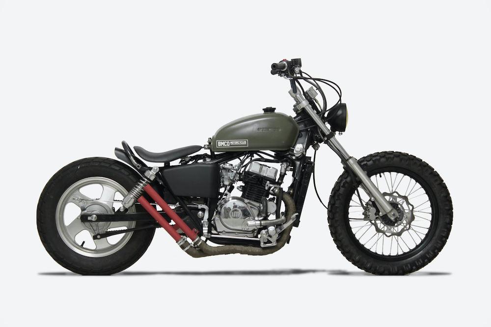Born Motor Co - Zipper Custom