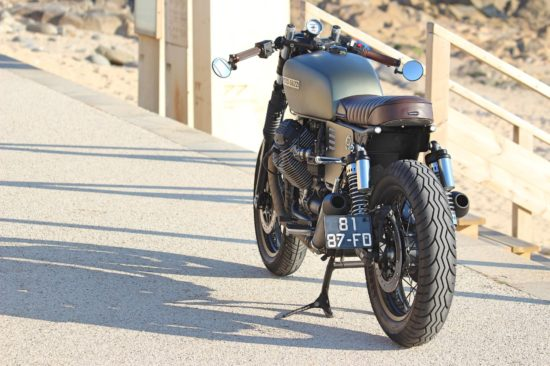 Dream Wheels Moto Guzzi Nevada | CustomBike