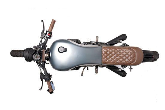 Dream Wheels Yamaha XJ750 Scrambler | CustomBike