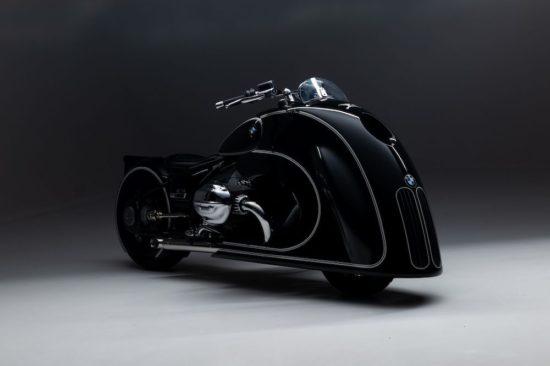 BMW Motorrad - Spirit of Passion - Kingston Custom [right-front]