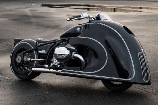 BMW Motorrad - Spirit of Passion - Kingston Custom [right-front] - outdoor