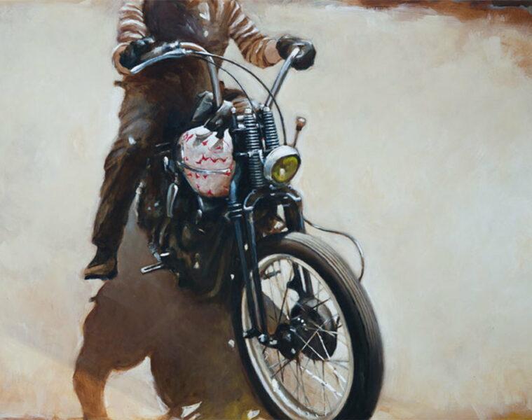 Hans Sures, Lone Riders   CustomBIKE.cc