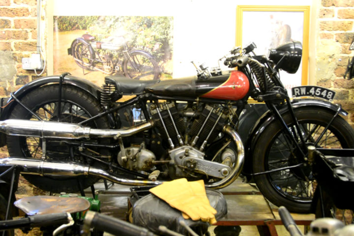 London Motorcycle Museum | CustomBIKE.cc