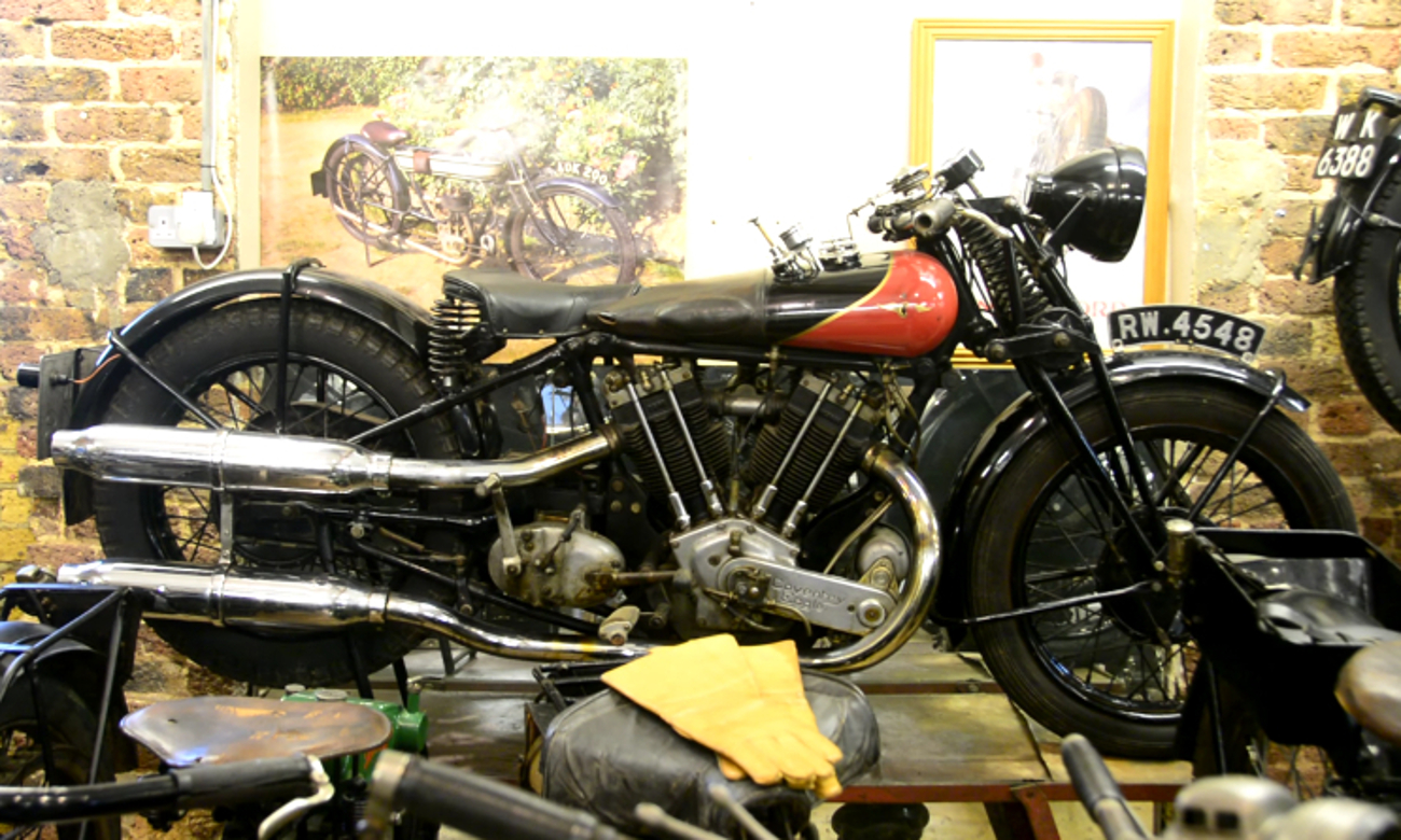 London Motorcycle Museum | CustomBIKE.cc