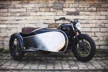 BAAK MOTOCYCLETTES Bonneville Alliance | CustomBike.cc