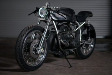 Foundry Motorcycles BMW R80 front | CustomBike.cc