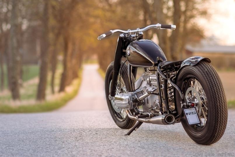 BMW Motorrad R 5 Hommage Custom