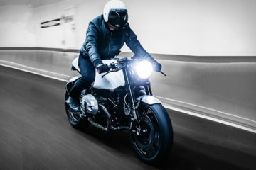 BMW R nineT custom Deus Ex Machina BMW Australia Heinrich Maneuver