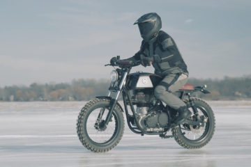 Royal Enfield GT Continental Scrambler | CustomBike.cc