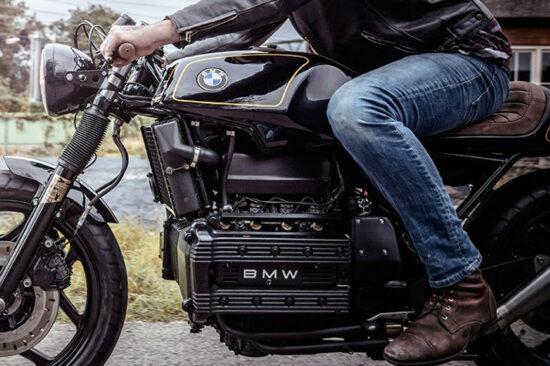 Wrench Kings BMW K100-1 | CustomBike.cc