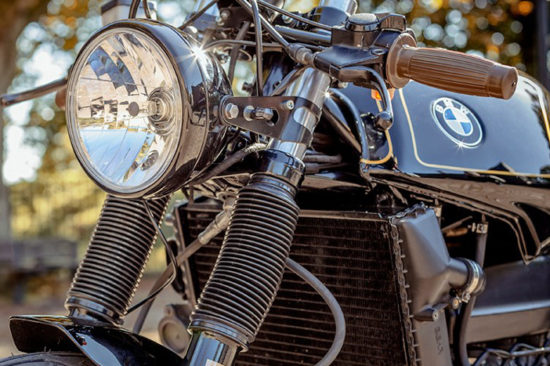 Wrench Kings BMW K100 | CustomBike.cc