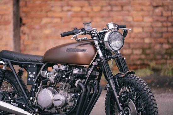 """Retro Bikes Croatia 1977 KAWASAKI Z650 """"HERITAGE"""""""