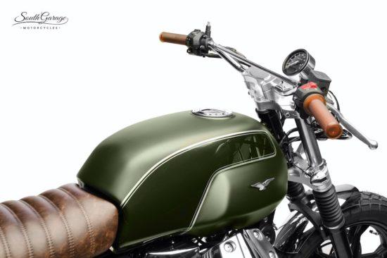 South Garage Moto-Guzzi