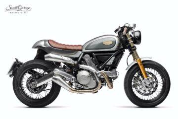 South Garage Motorcycles - Ducati Scrambler
