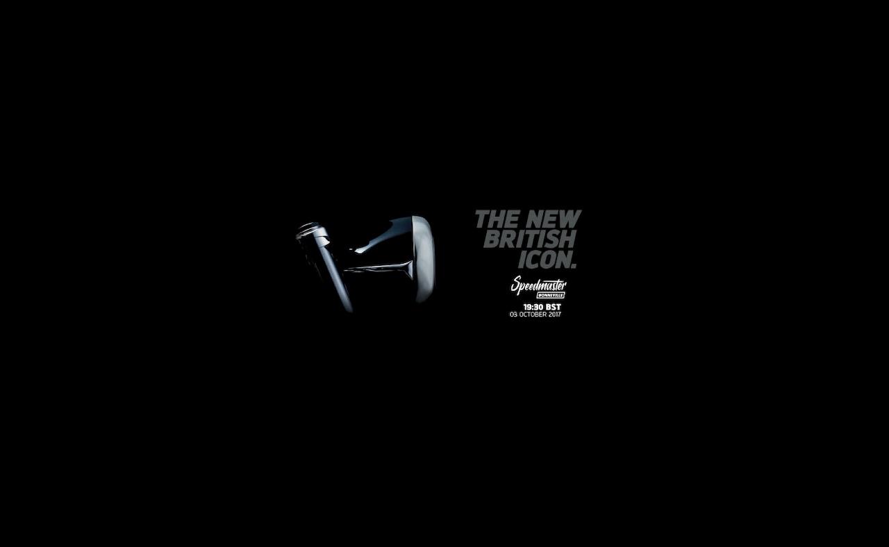 New Bonneville Speedmaster Teaser Video