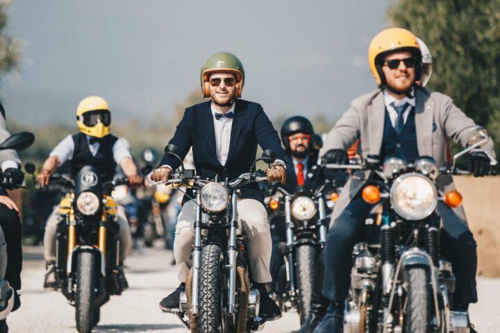 DGR Motorcycle Riders Brescia Italy | Cesare Sasso