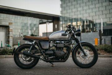 ROA Motorcycles Custom Triumph Bonneville