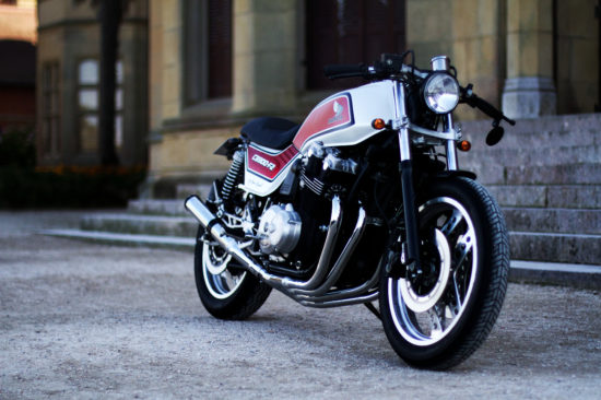 CRSS Honda Cafe Racer | CustomBIKE.cc