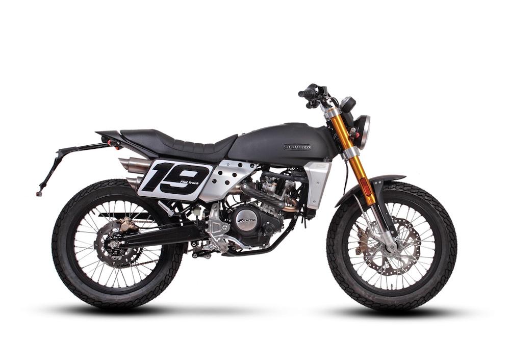 Fantic Motors - Caballero Flat Track-125