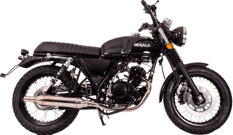Herald Motor Co. Classic 125