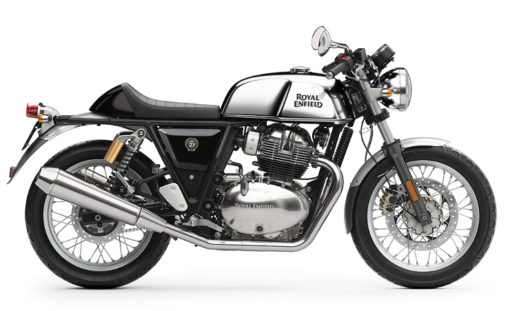 Royal Enfield Continental GT 650 Chrome 2018