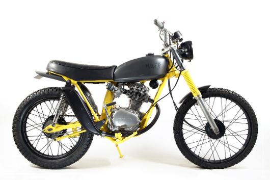 Muff Customs HONDA SL125