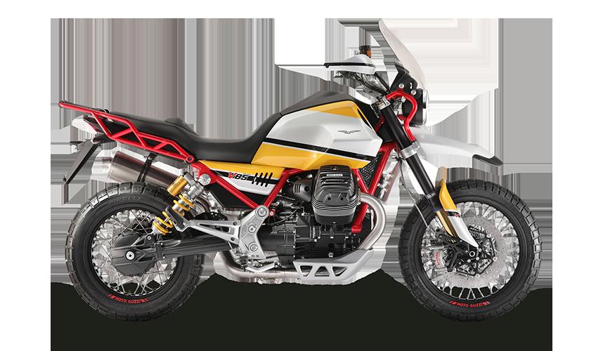 2018 Moto Guzzi V85 ENDURO