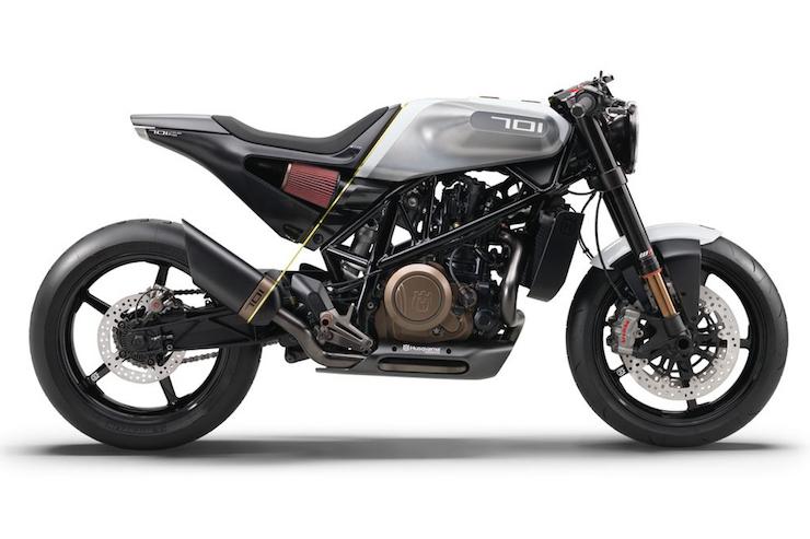 Husqvarna Vitpilen 701 Concept Right