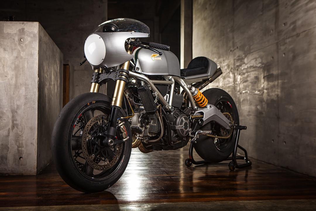 STKD CORTADO A.JV. Ducati Scrambler Custom