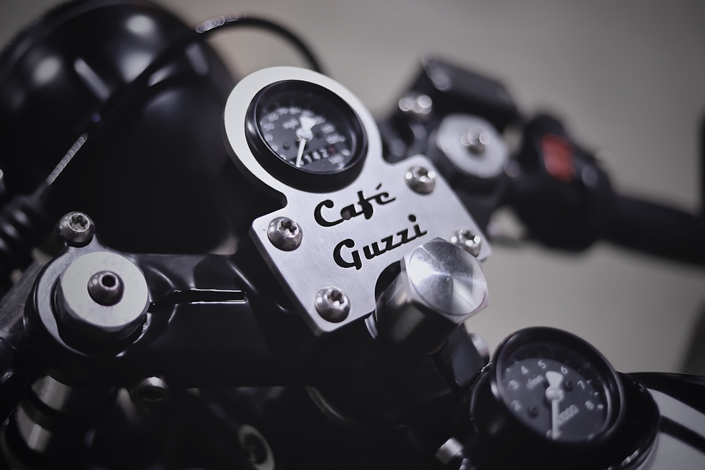 MOTO GUZZI CAFE RACER | RENCHLIST