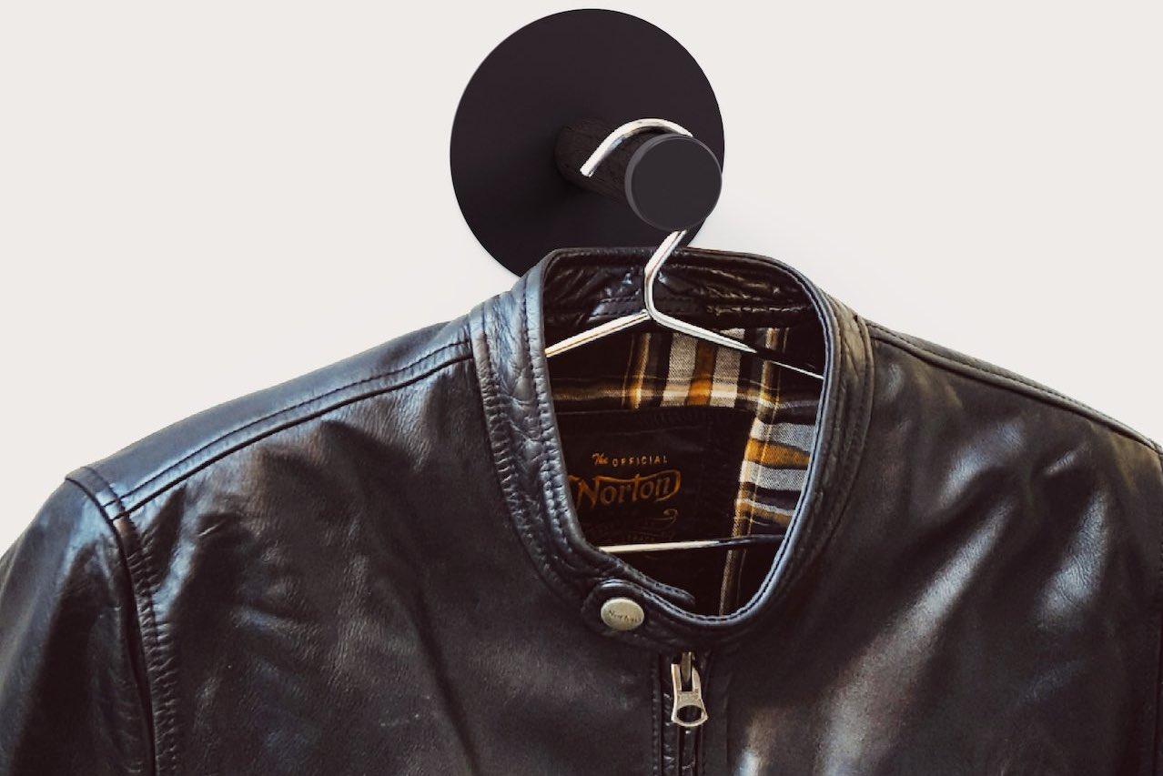 Halley Wall Hanger with Norton Jacket