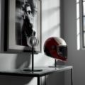 Halley Accessories Motorcycle Helmet Stand