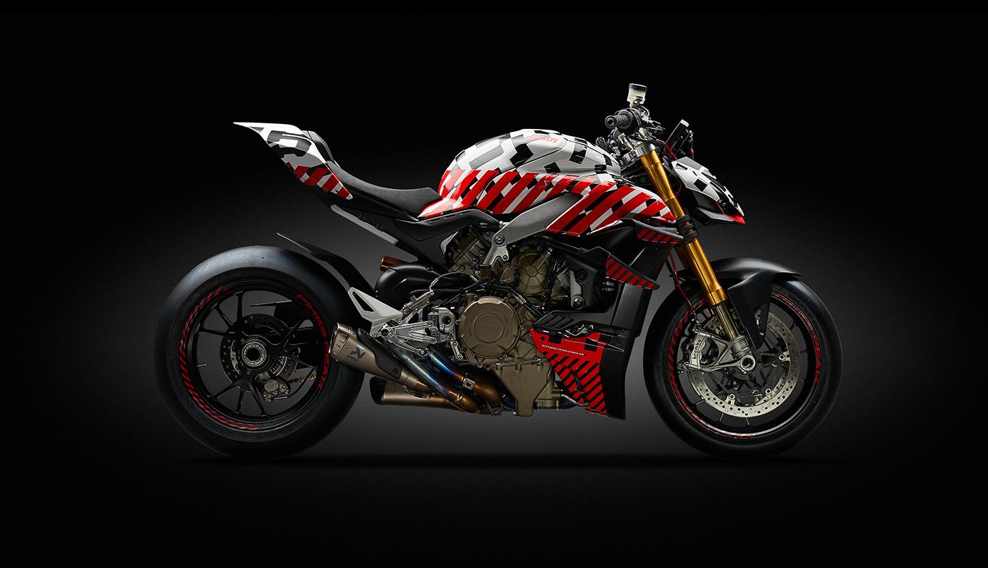 Ducati Streetfighter V4 2019 Prototype