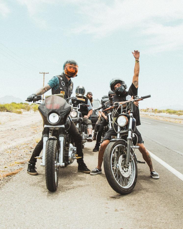 New Wave Custom Riders | Dane Deaner
