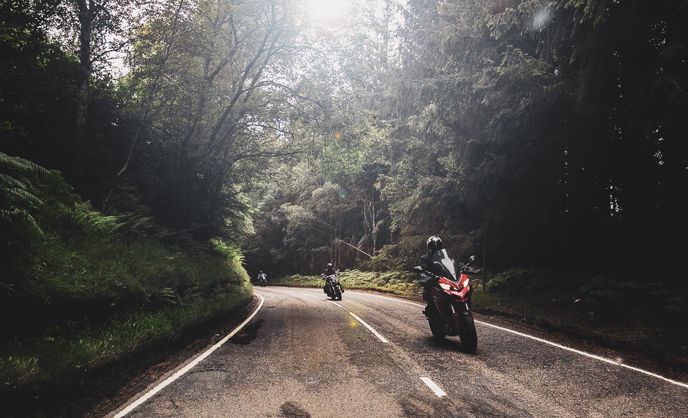 BikerBnB Motorcycle Road-Trip Booking Engine