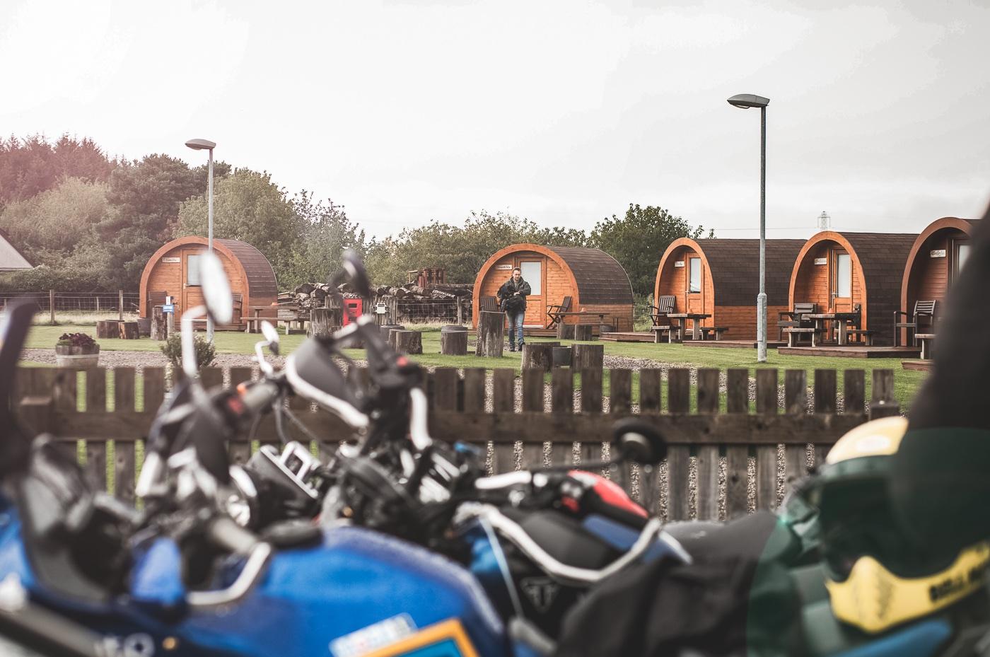 BikerBnB Host Accommodation