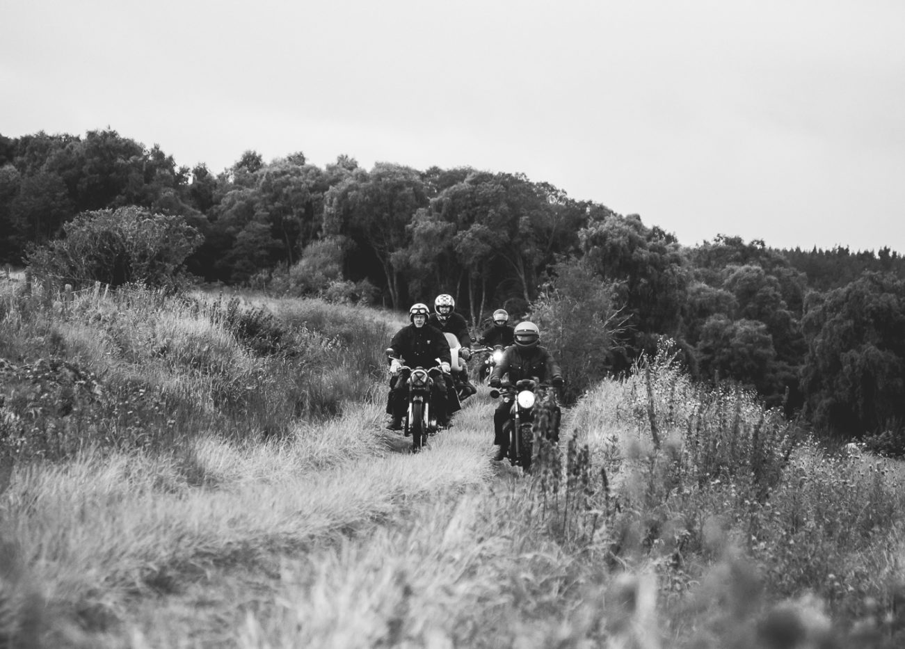 BikerBnB Motorcycle Road Trip