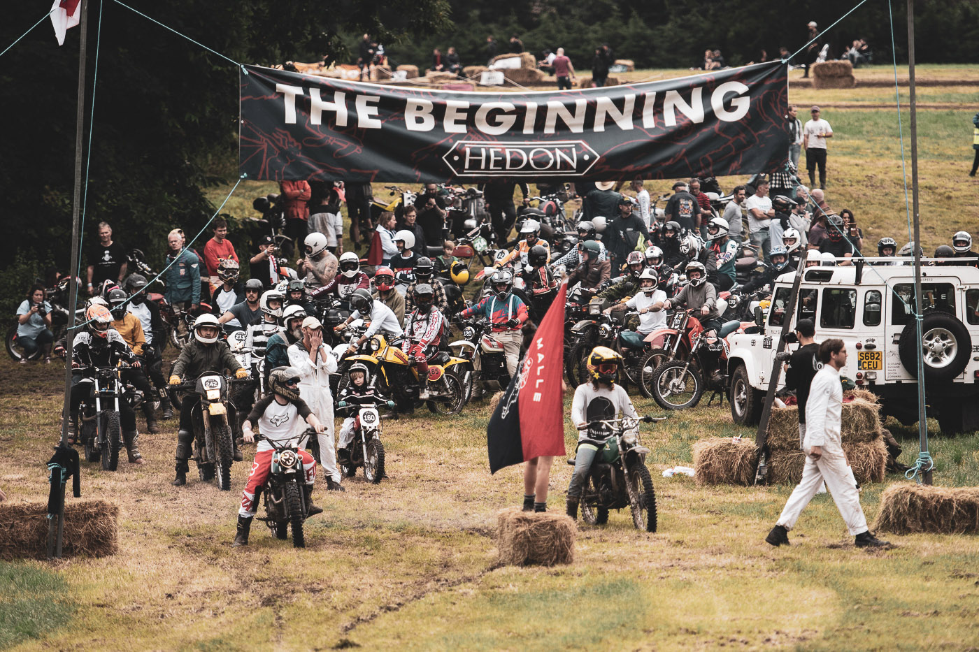 Hill Climb at the Malle Mile 2019