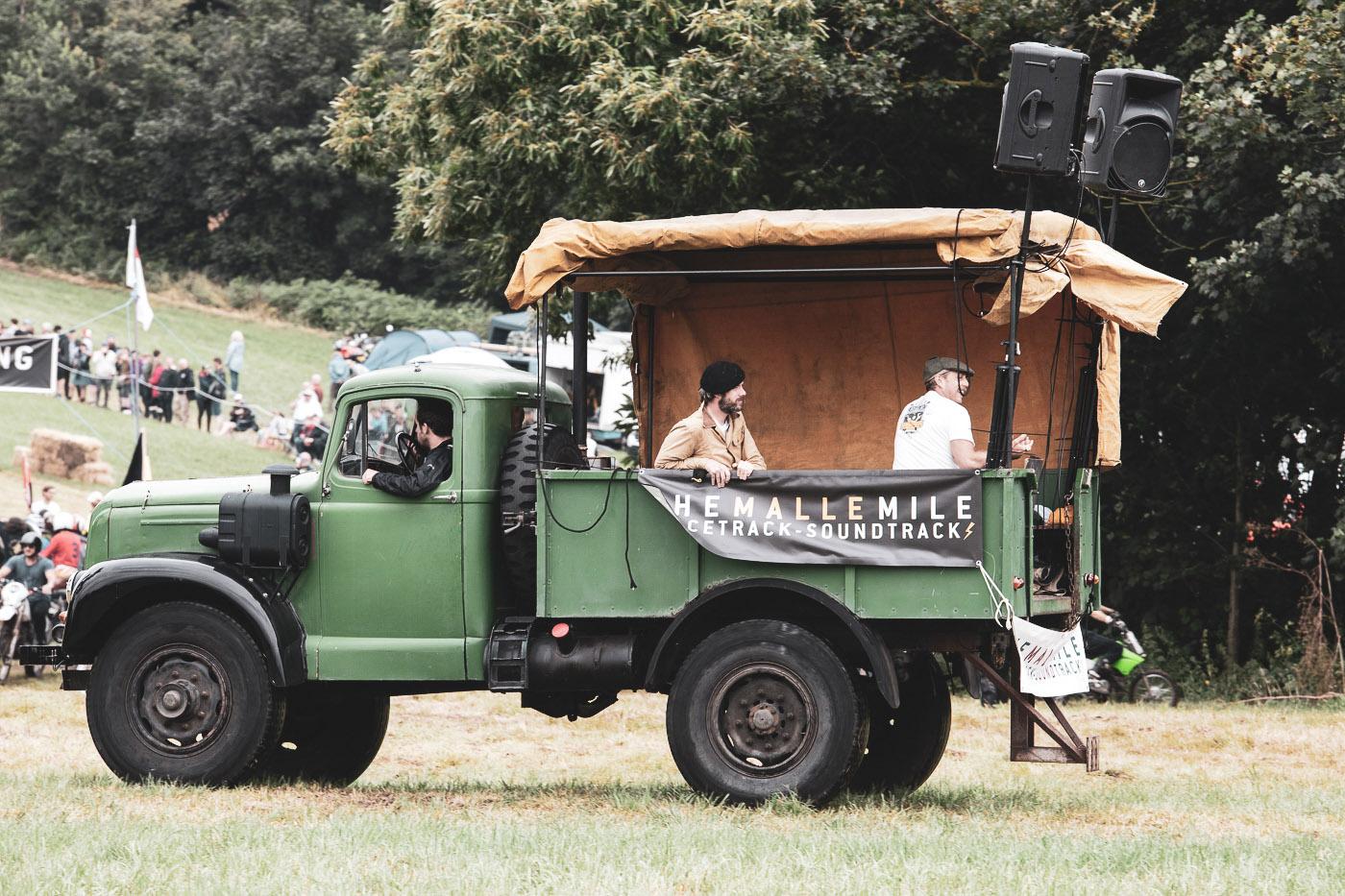 Truck Malle Mile 2019