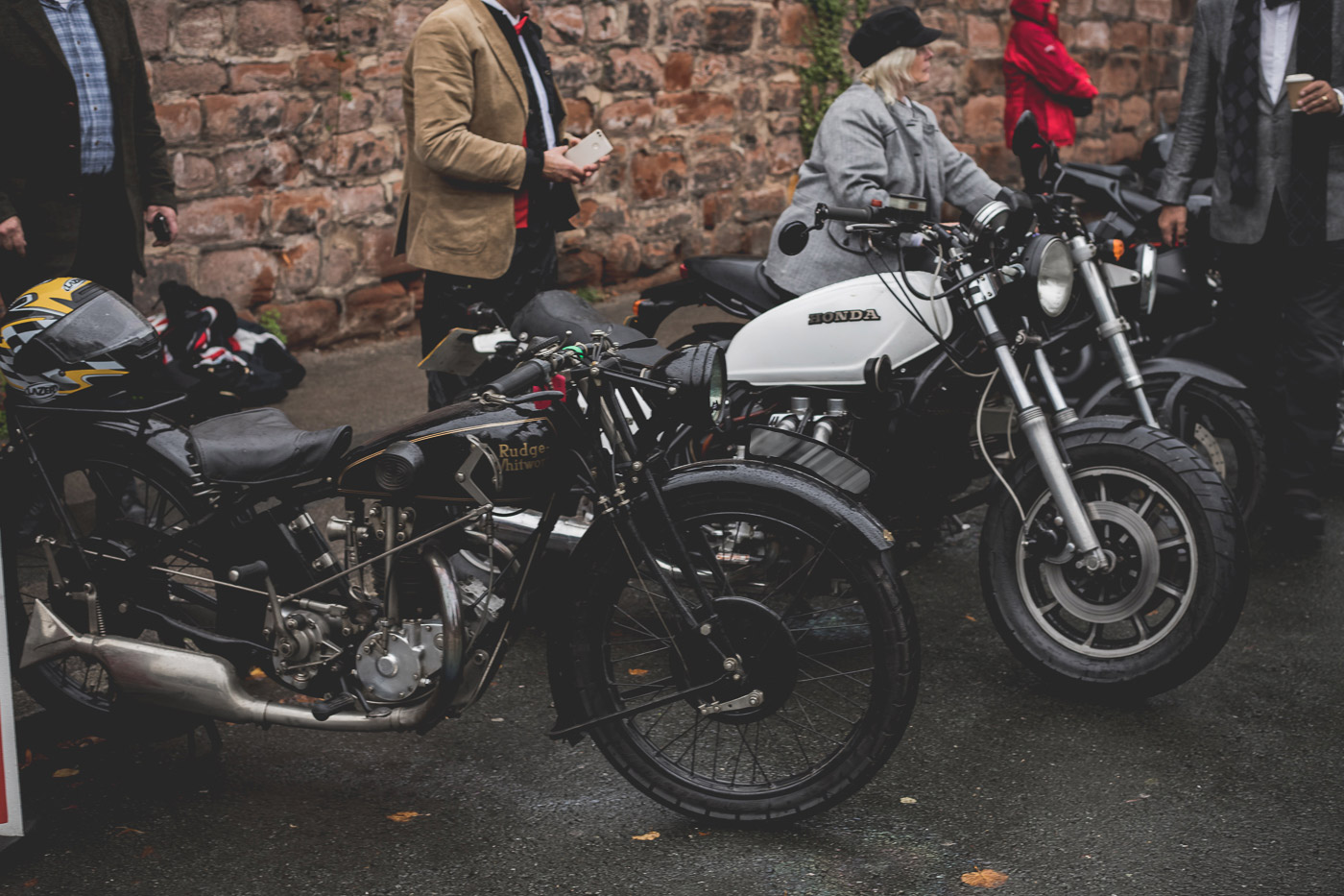 Distinguished Gentleman's Ride 2019 Chester Rudge Whitworth
