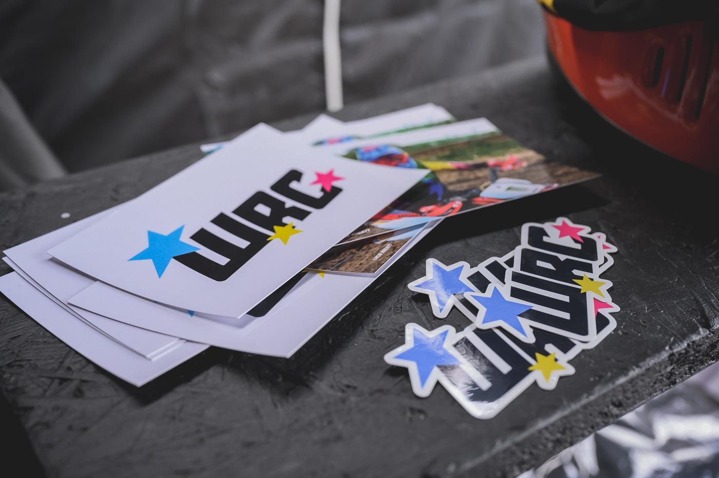 The WRC Sticker Pack