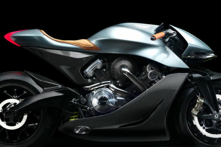 Aston Martin Motorcycle AMB 001
