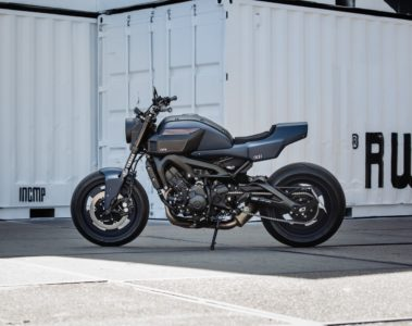 JVB MOTO's Yamaha YARD BUILT Custom Motorcycle