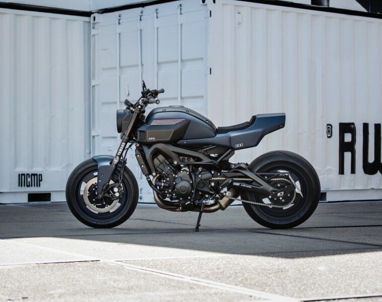 JVB MOTO's Yamaha YARD BUILT Custom Motorcycle