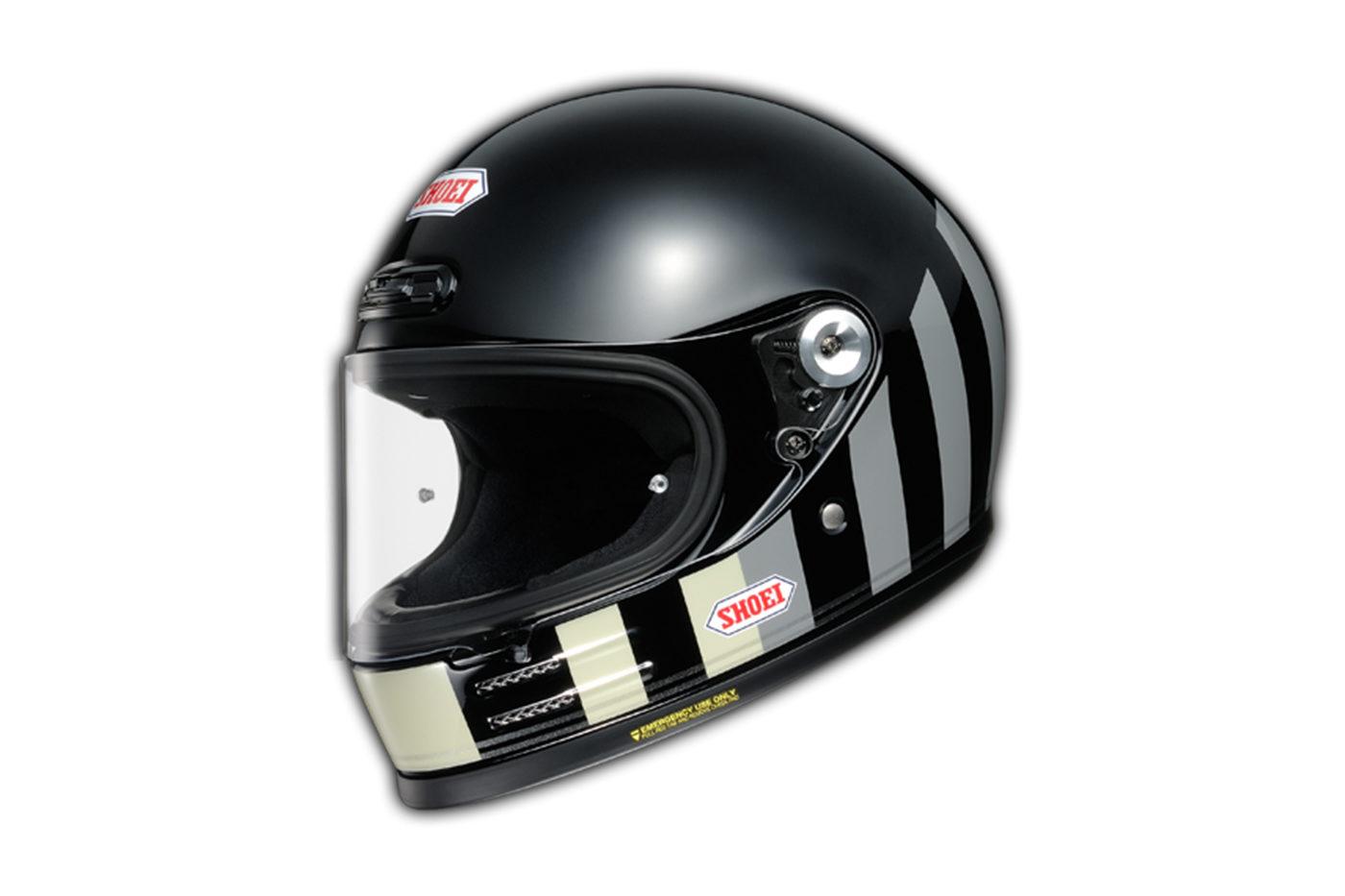 Shoei Glamster Retro Motorcycle Helmet