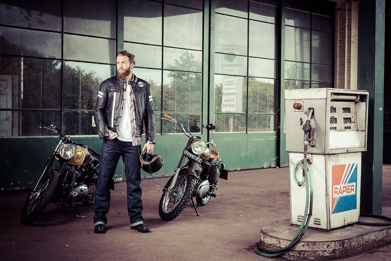 Resurgence Cafe Racer Protective Motorcycle Jeans