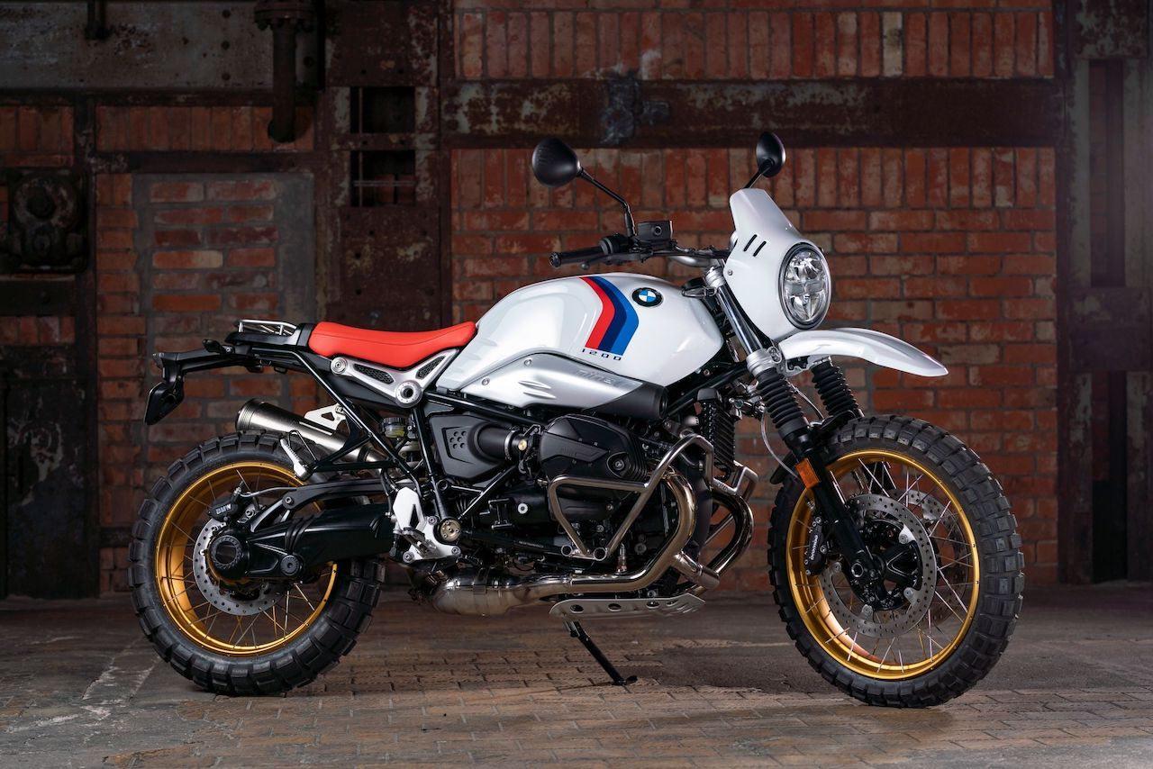 BMW R nineT Urban GS rhs
